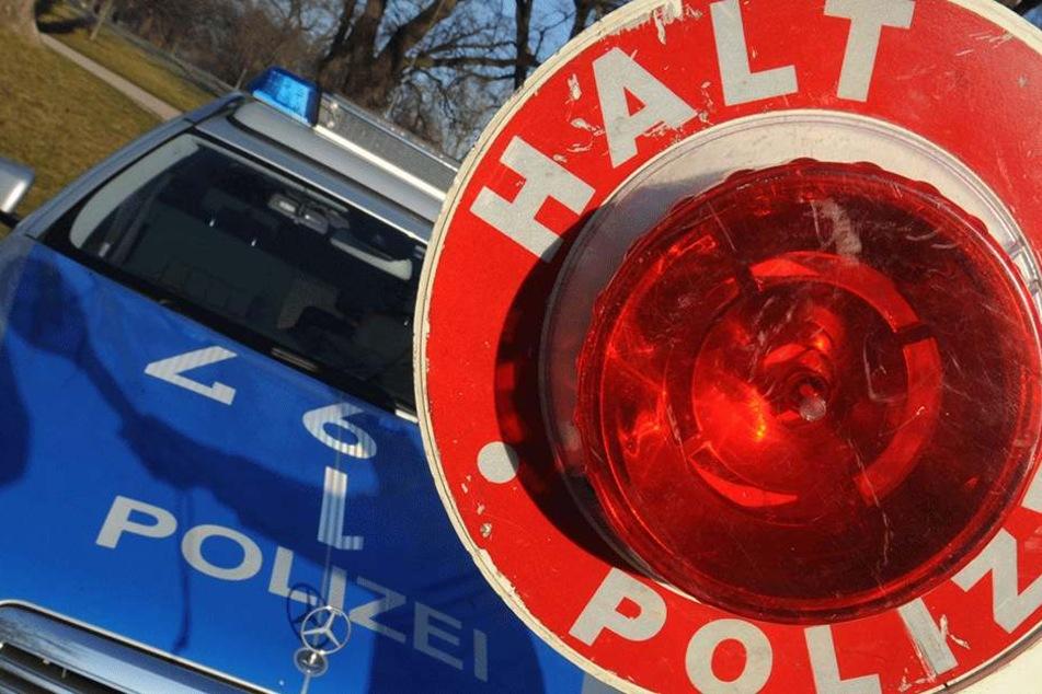 Seine Pläne konnte der Mann nicht mehr umsetzen, die Polizei war zu schnell für ihn (Symbolbild).