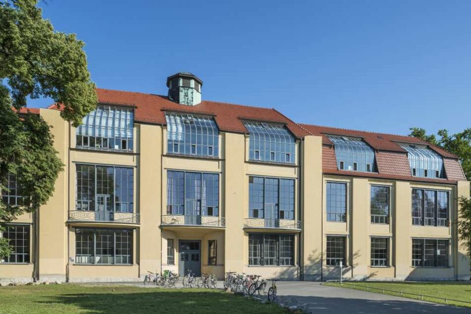 An der Bauhaus-Universität in Weimar gibt es weniger Erstsemester.