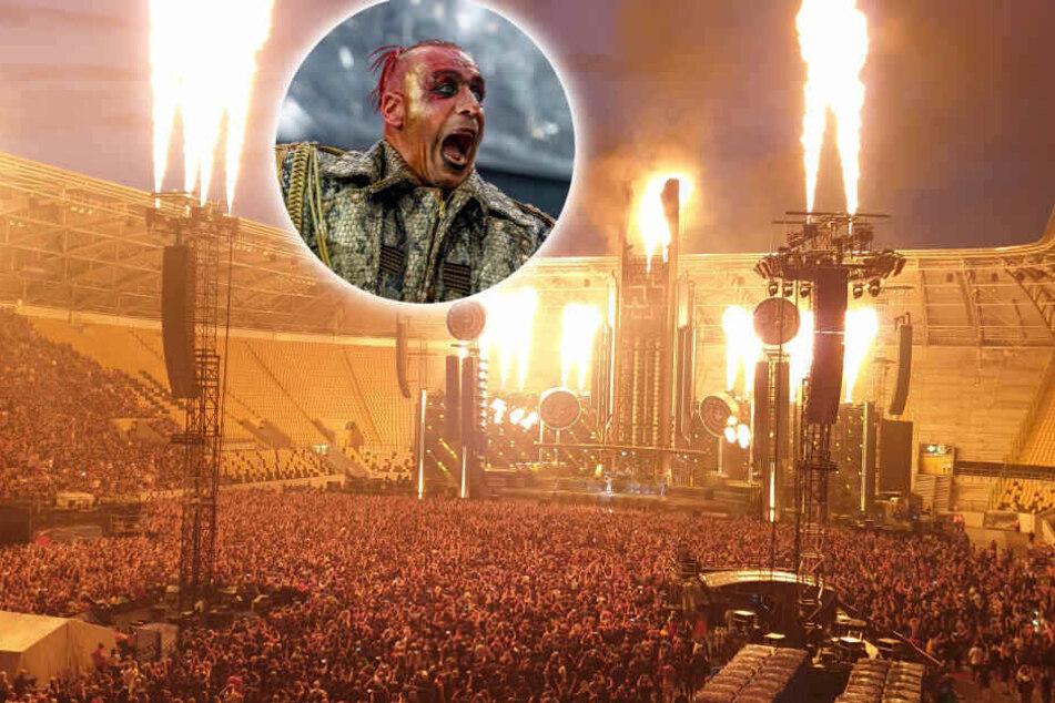 Konzert-Rückblick: Rammstein genial! Feuer ist stärker als Wasser