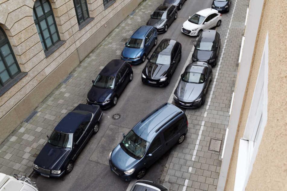 Parken ist in München immer ein Glücksfall. (Archivbild)