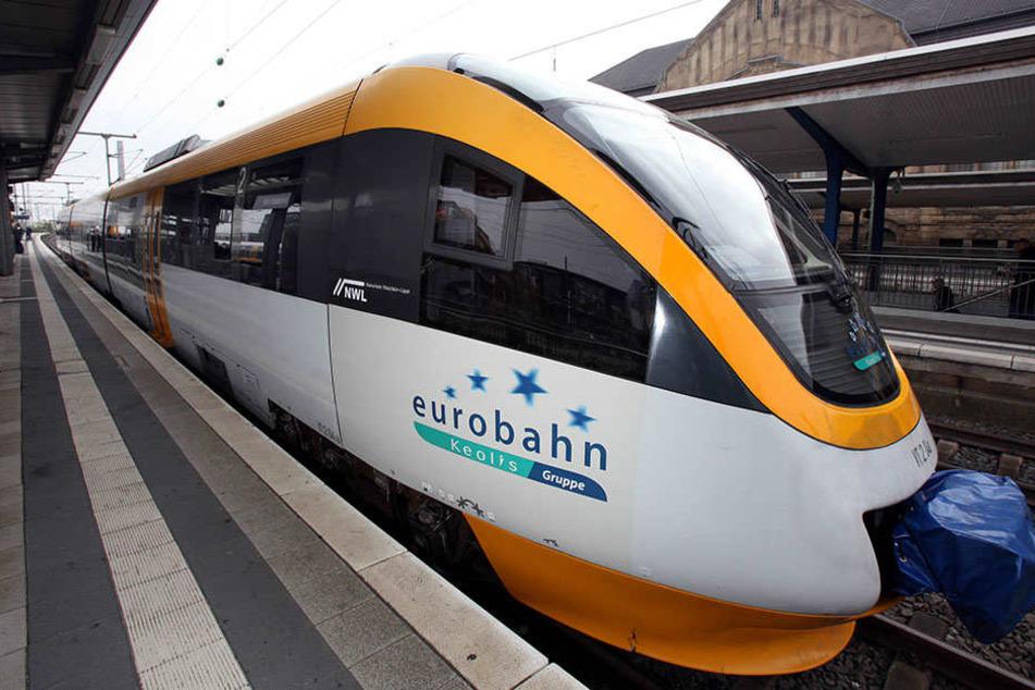 Die Eurobahn hat mit ständigen Zugausfällen zu kämpfen.