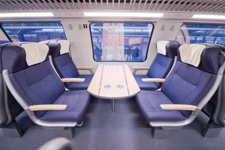 Luxus im Regionalzug: Droht der 1. Klasse bald das Aus?