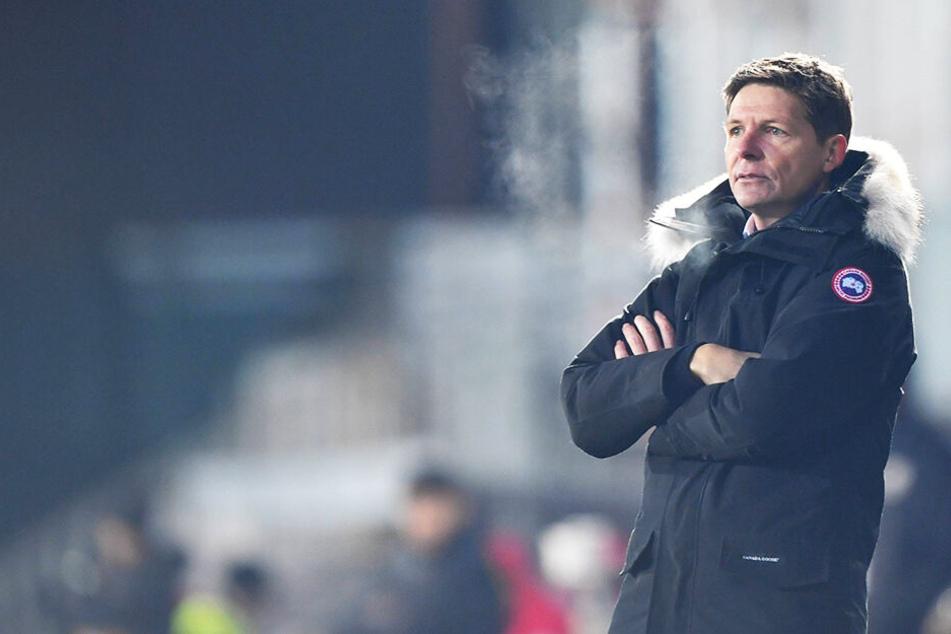 Der VfB Stuttgart und der VfL Wolfsburg sollen Interesse an Oliver Glasner haben.