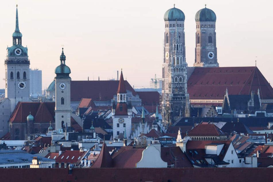 Temperaturen von bis zu 17 Grad lassen in Bayern keine Weihnachtsgefühle aufkommen.