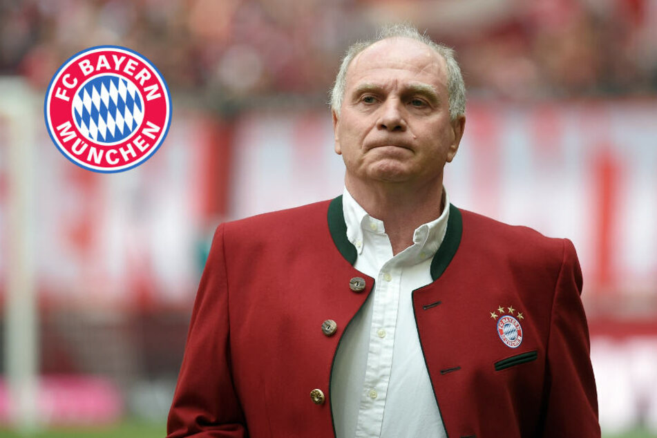 FC Bayern: Schmeißt Uli Hoeneß hin? Jetzt spricht der Bayern-Boss!