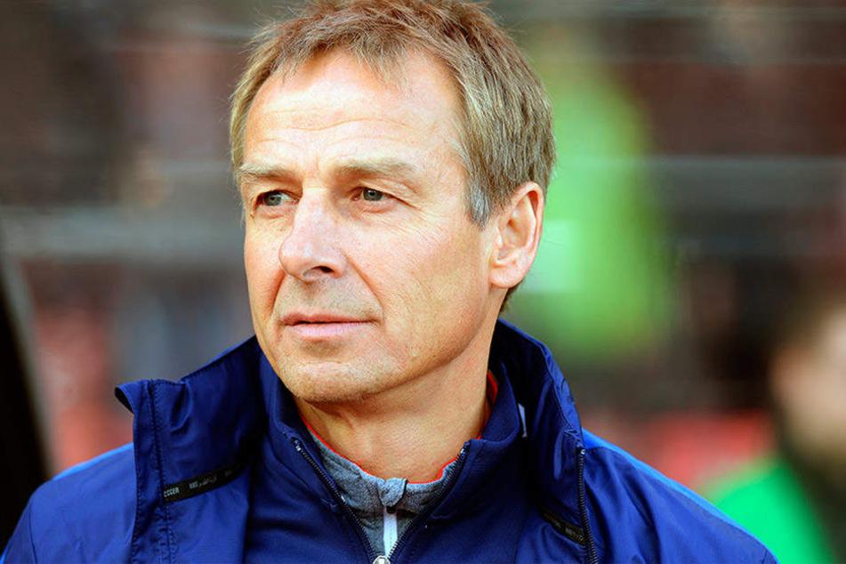 Jürgen Klinsmann: Hertha
