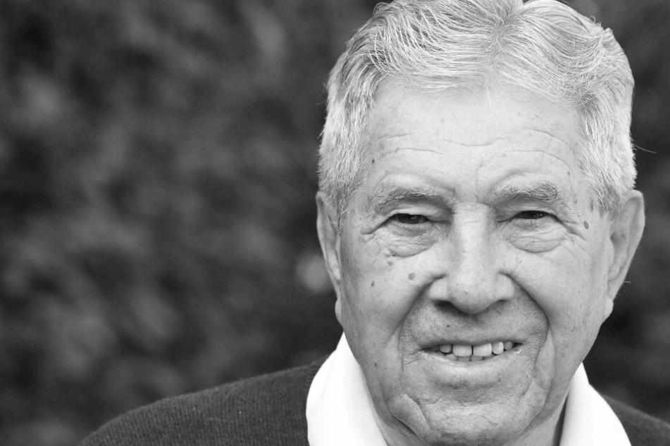 Stuttgart: 100-Meter-Legende Heinz Fütterer ist tot!