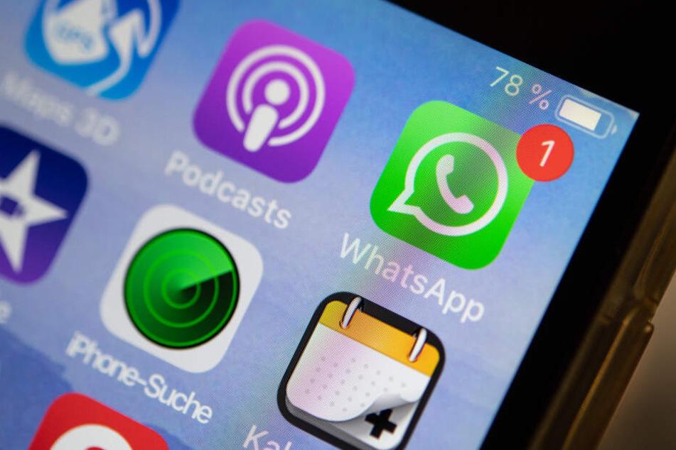 WhatsApp wird von Millionen Usern täglich genutzt.