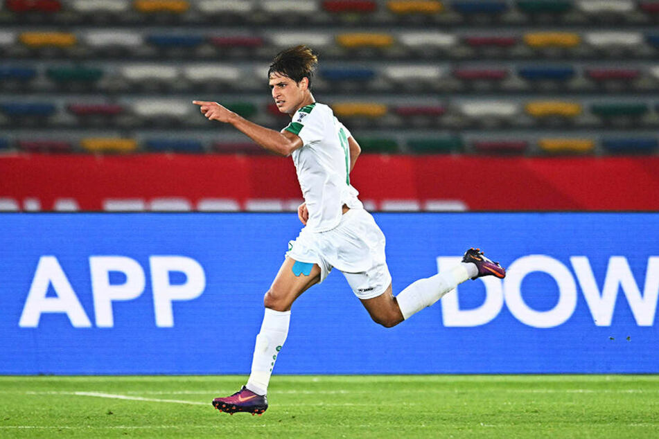 Mohanad Ali Kadhim gilt als eines der größten Talente seines Jahrgangs und macht beim Asien Cup derzeit auf sich aufmerksam.