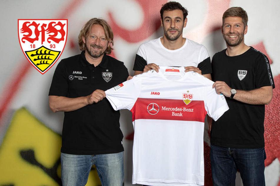 Und der Nächste! Stürmer aus Regensburg wechselt zum VfB