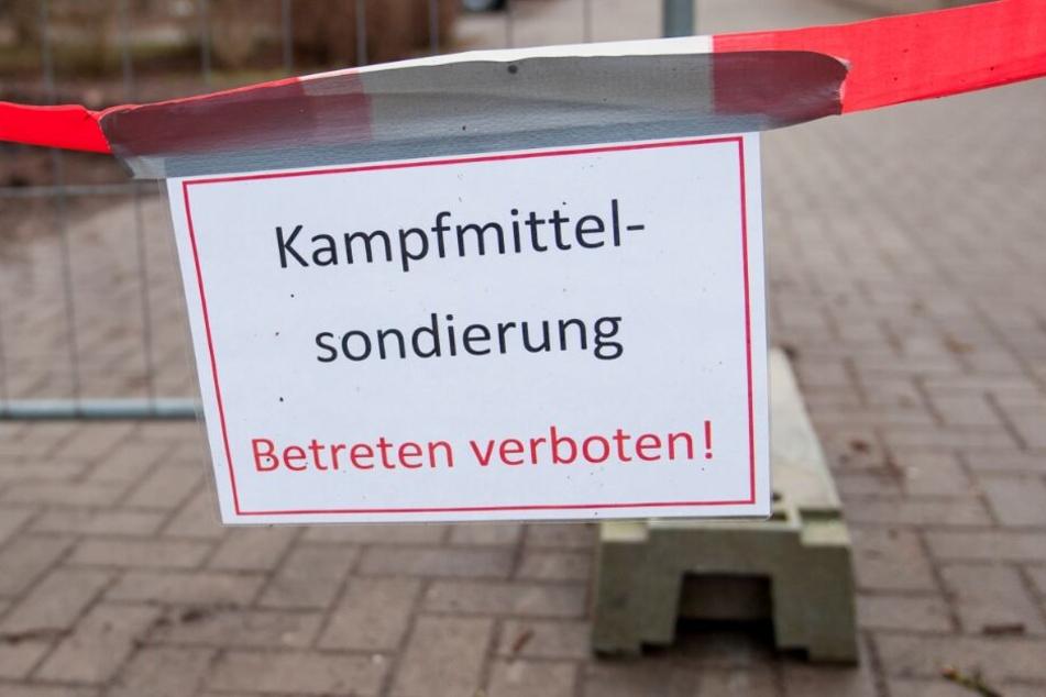 Der Kampfmittelbeseitigungsdienst muss wohl ein weiteres Mal in Bielefeld anrücken. (Symbolbild)