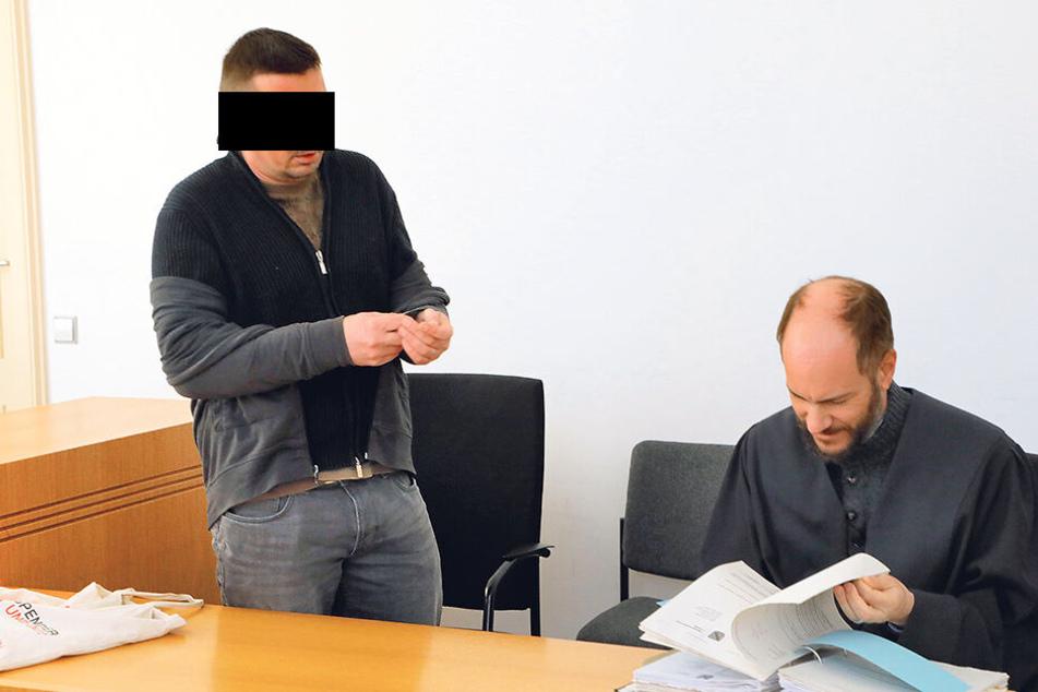 Dirk V. soll Anwälte, Politiker und Behörden beleidigt und teilweise bedroht haben.