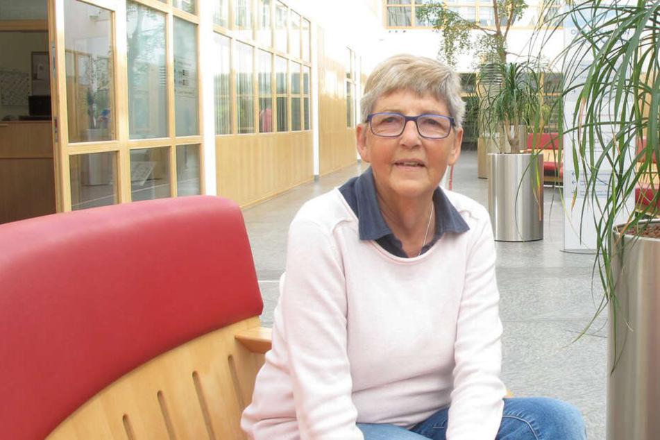 Am 21. Februar feierte Brigitte Stock ihren 2. Geburtstag: Sie erhielt eine lebenswichtige Organspende.