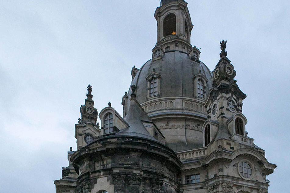 Der betagte Choranbau der berühmten Frauenkirche soll 2017 eingerüstet werden.