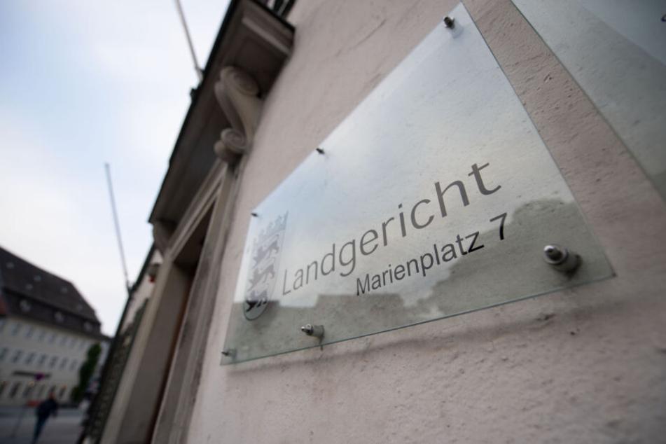 Das Landgericht in Ravensburg.