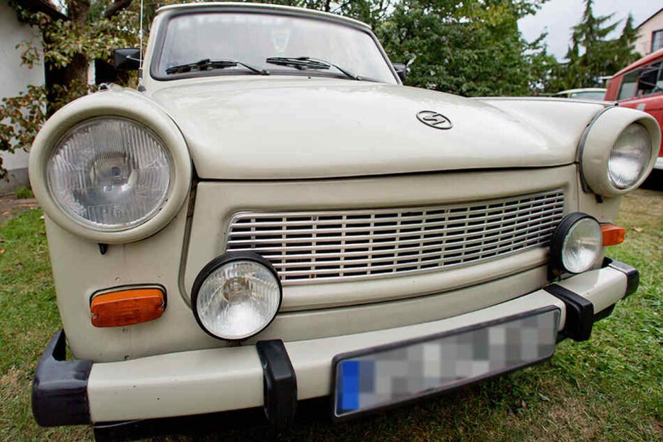 Die Diebe brachen in einen Trabant 601 ein (Symbolbild).
