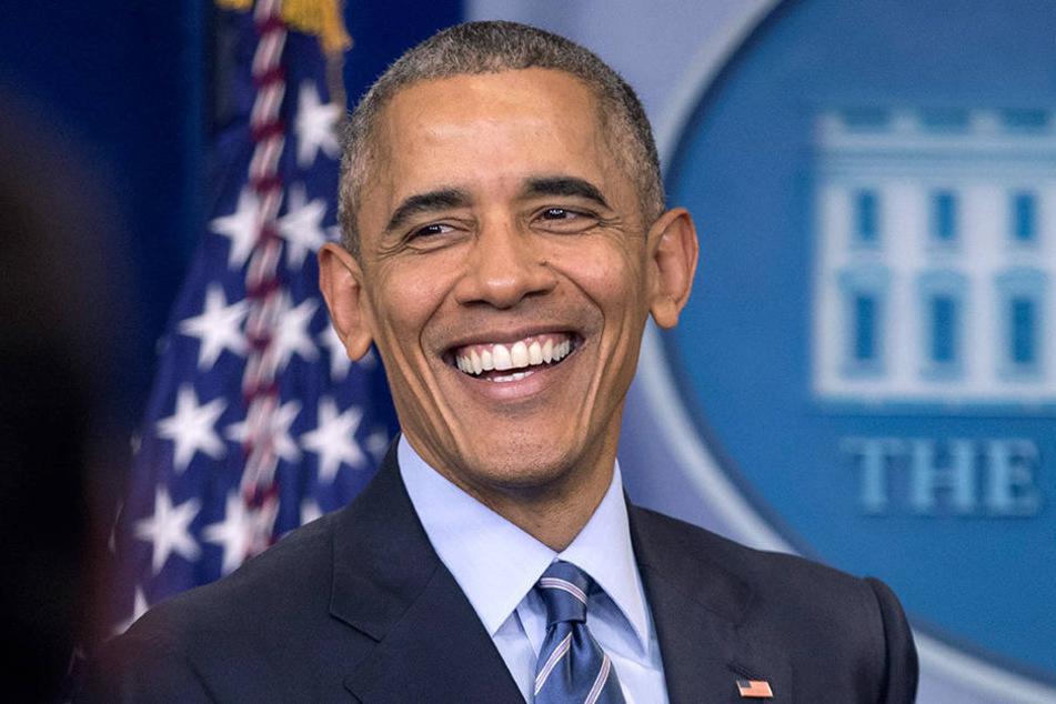 Der frühere US-Präsident Barack Obama wurde von Darmstadt 98 eingeladen.