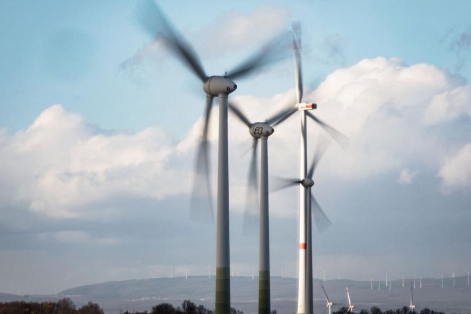 Wegen der Energiewende stehen rund 31.000 Windkraftanlagen in Deutschland.