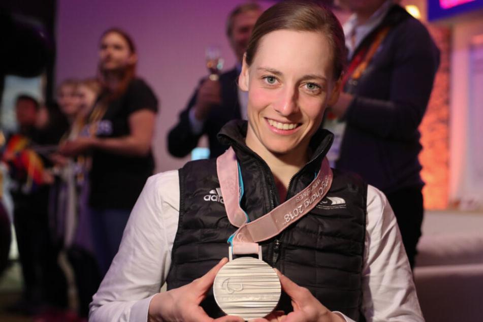 Anna Schaffelhuber hat während ihrer Karriere viele Medaillen gewonnen.