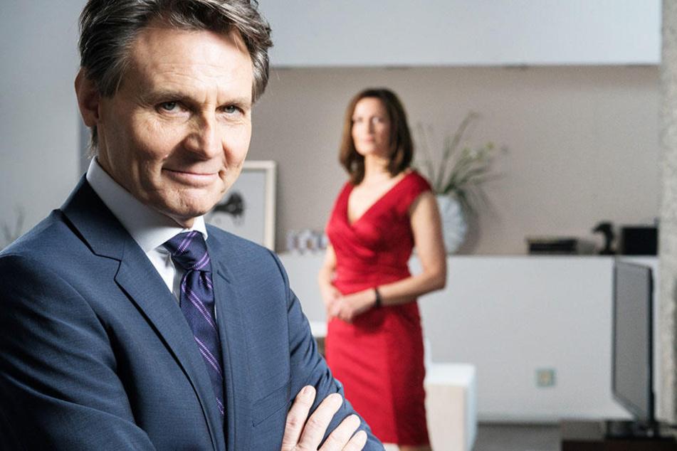 Wolfgang Bahro verkörpert bei GZSZ seit 25 Jahren den Anwalt Jo Gerner.