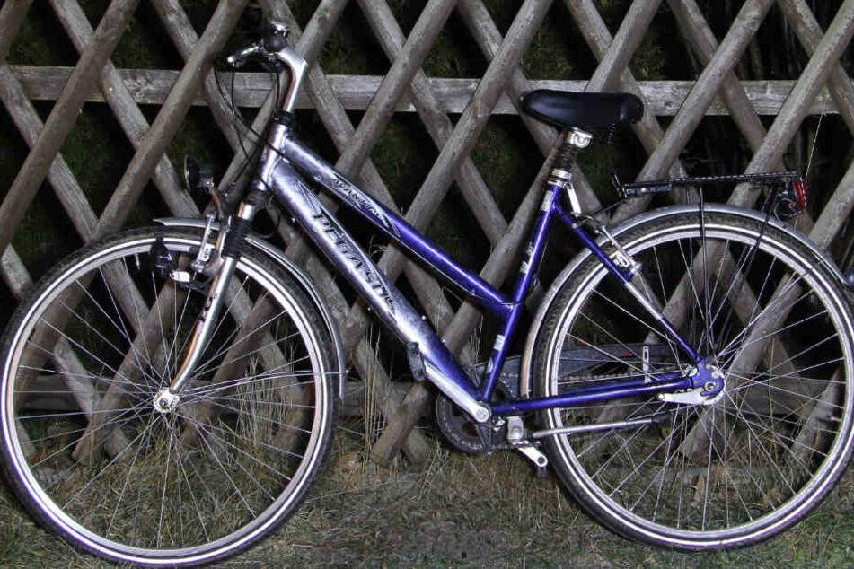Die KriminalpolizeiChemnitz fragt: Wer hat das Fahrrad schon einmal gesehen?
