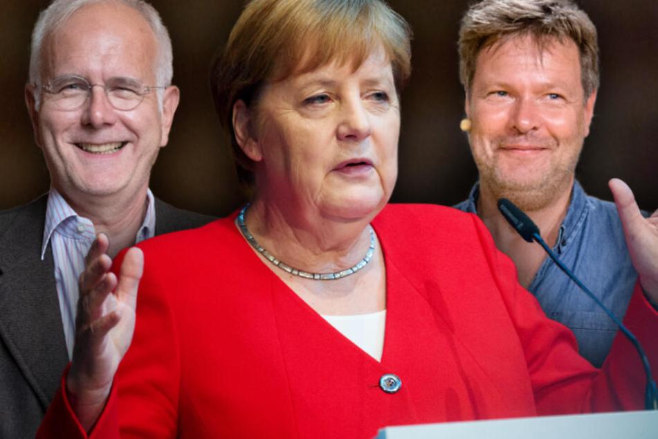 Robert Habeck als Nachfolger von Angela Merkel? Das sagt Harald Schmidt dazu