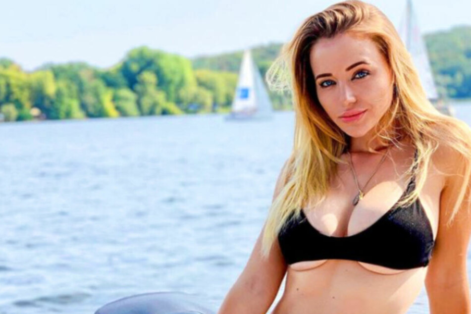 Cathy Lugner (29) geht seit kurzem wieder solo durchs Leben.