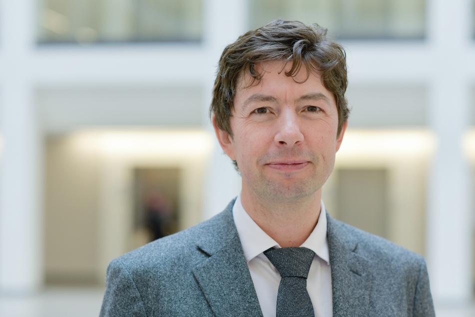Virusforscher Christian Drosten, Direktor des Instituts für Virologie an der Charité in Berlin.