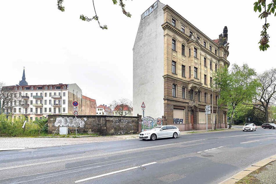 Die CG-Gruppe will die alte Brandversicherungsanstalt an der Theresienstraße  sanieren und neue Häuser errichten.