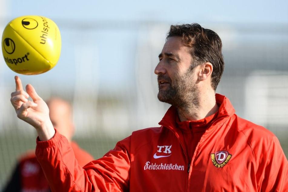 Thomas Köhler wird neuer Torwarttrainer beim CFC.