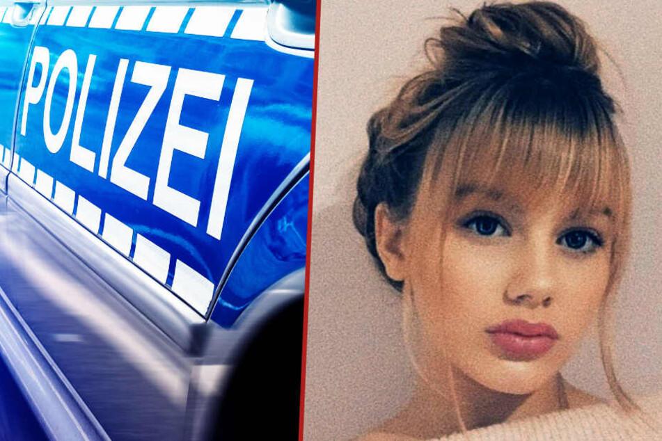 Die Polizei sucht immer noch nach der 15-jährigen Rebecca. (Bildmontage)