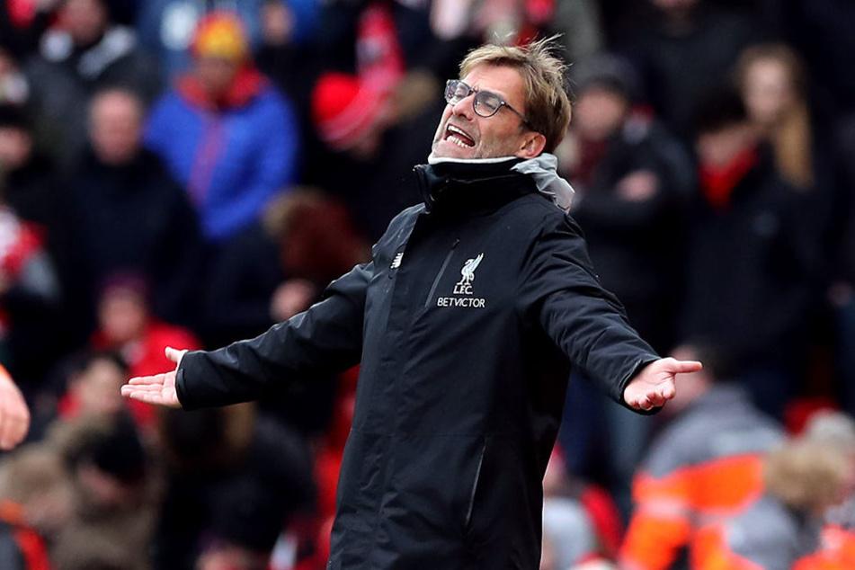 Jürgen Klopp trainiert aktuell den FC Liverpool und hat noch einen Kontrakt bis 2022.