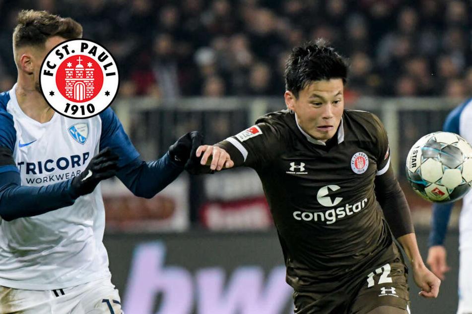 St. Pauli gelingt gegen Bochum nur enttäuschendes Remis