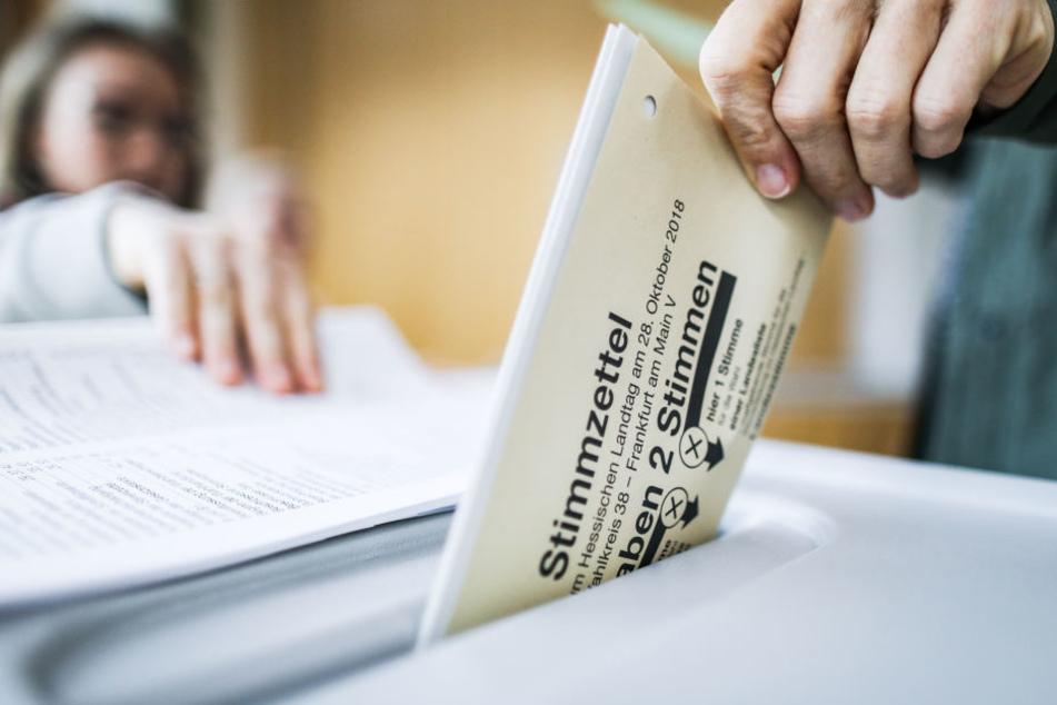 Am Freitag wird das amtliche Wahlergebnis vorgestellt. (Symbolbild)