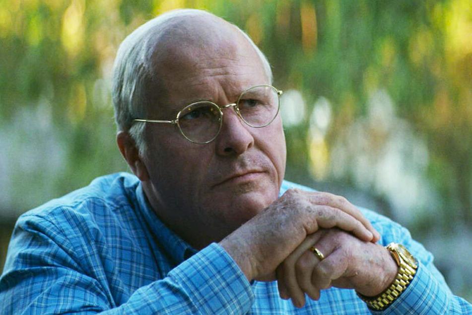Dick Cheney (Christian Bale) beherrschte die politischen Machtspiele perfekt.