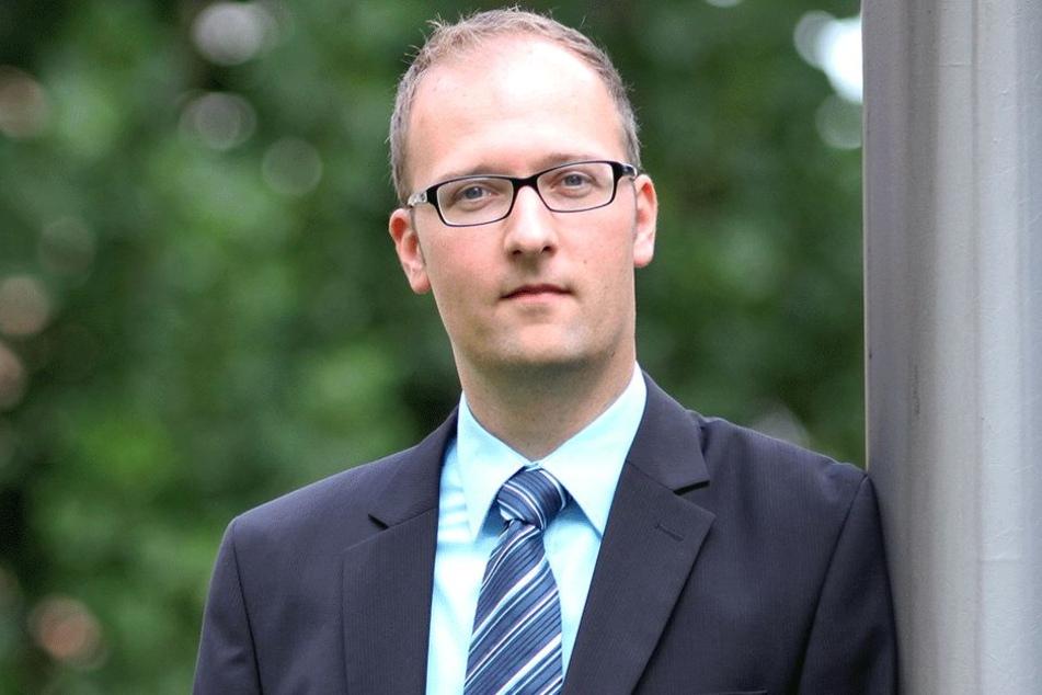 Florian Endres von der Beratungsstelle Radikalisierung in Nürnberg