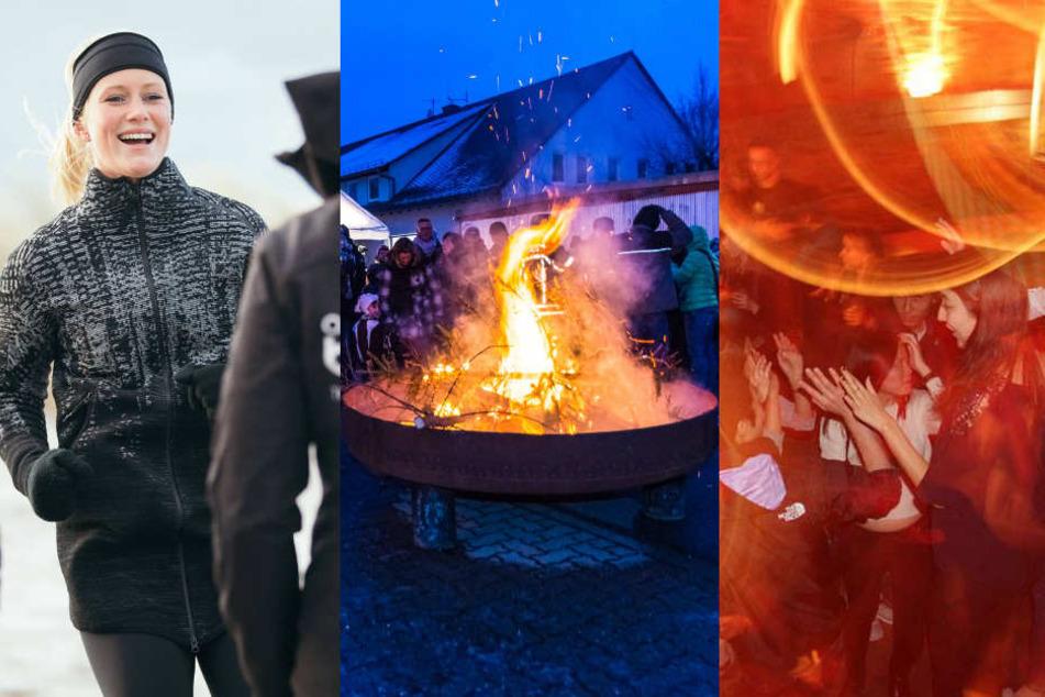 Das sind die coolsten Veranstaltungen für den ersten Samstag des neuen Jahres