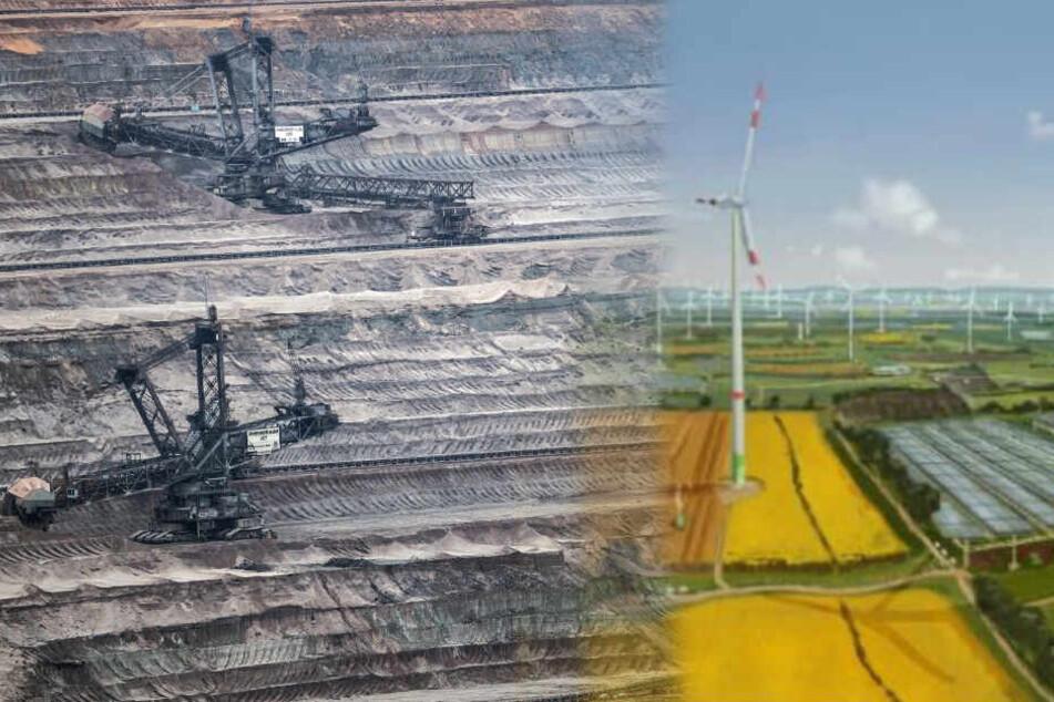 Europas größtes Braunkohle-Gebiet: Was wird aus dem Rheinischen Revier?