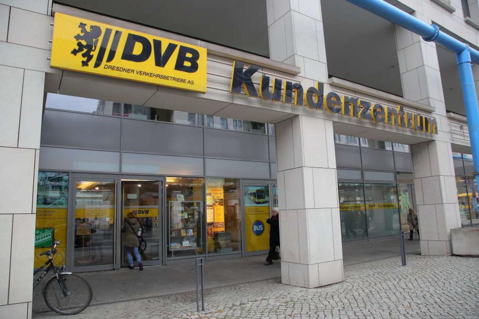 Die DVB gewähren in der Nacht von Donnerstag auf Freitag erstmals Rabatte.