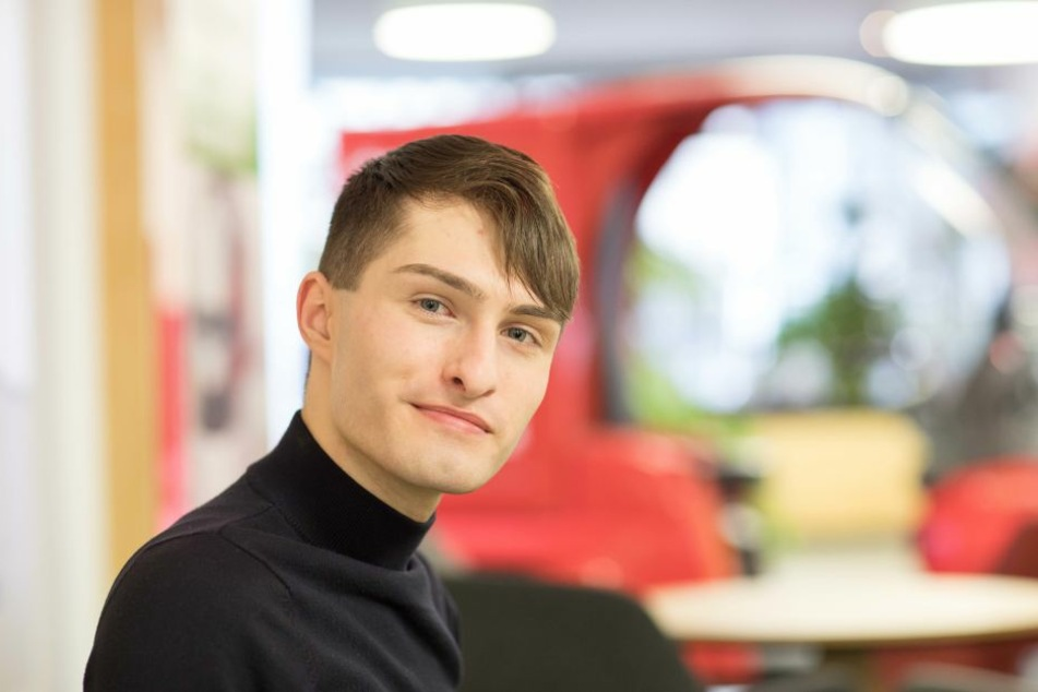 Mister Matthew (Matthias Limmer, 21).