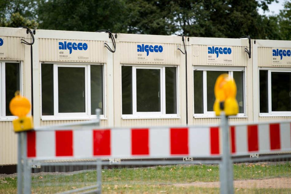 Die Schüler werden nach den Sommerferien in Containern unterrichtet. (Symbolbild)