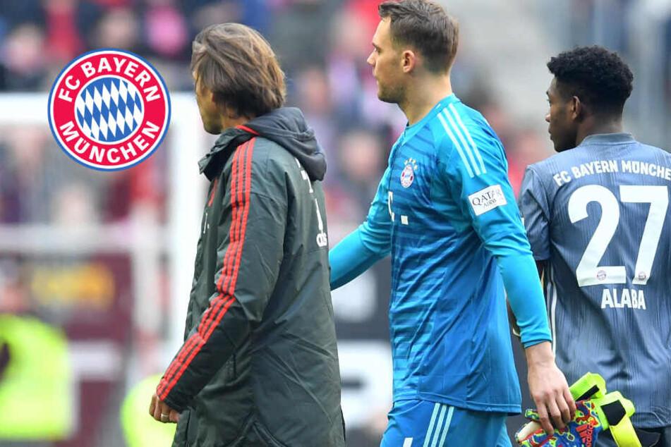 Große Bayern-Sorgen um Neuer, München überrollt chancenloses Düsseldorf!