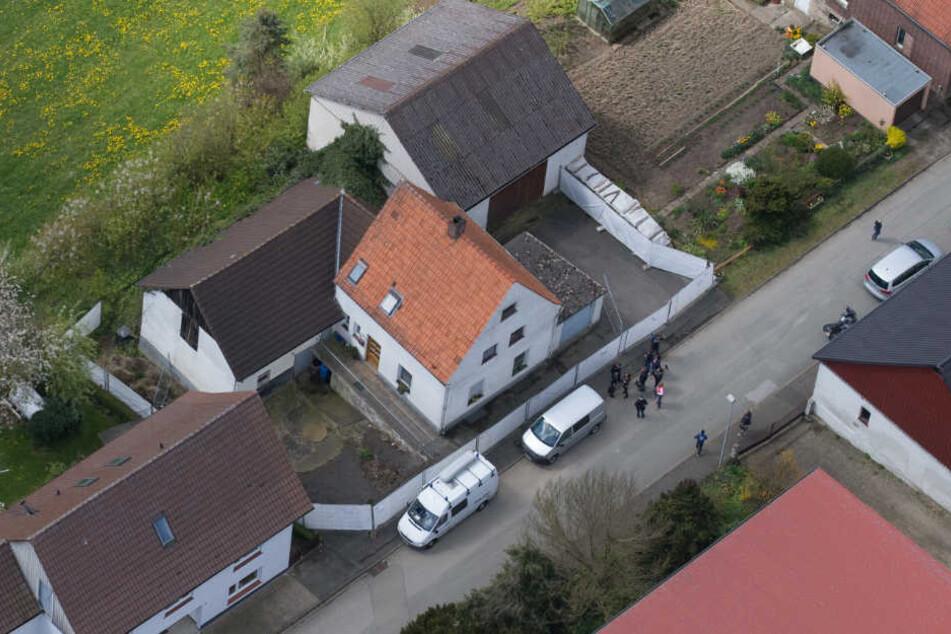 In dem Haus in Bosseborn wurden unschuldige Frauen jahrelang gefoltert.