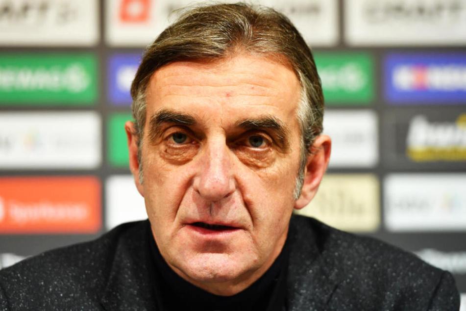 Ralf Minge verpflichtete mit Godsway Donyoh bereits den vierten Spieler in der Winter-Transferperiode.
