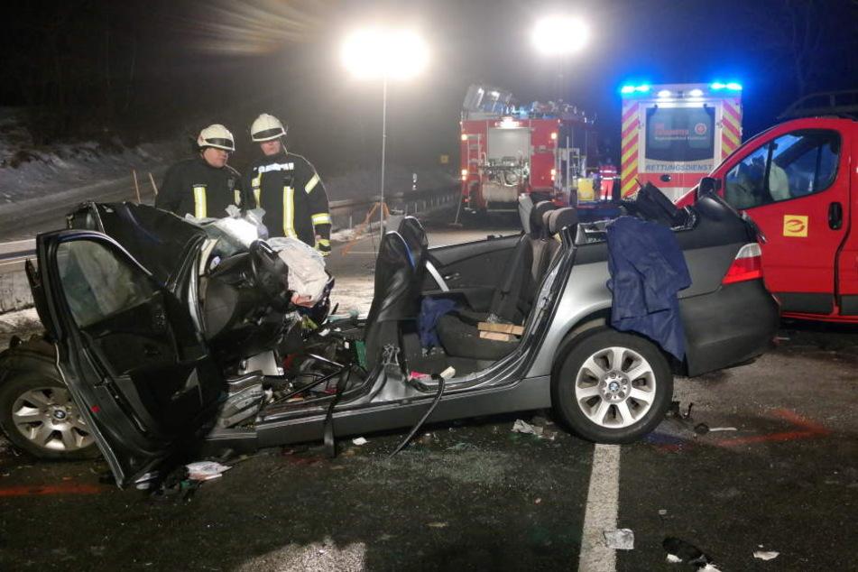 Die Eltern der acht Kinder starben bei einem schweren Verkehrsunfall.
