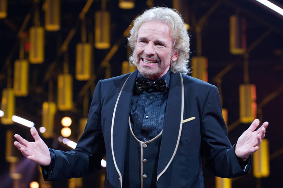 Thomas Gottschalk feiert live in seinen 70.: Ohne schlechte Nachrichten ging es aber nicht!