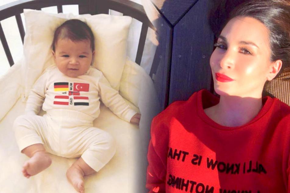 Vor über vier Monaten ist Sila Sahin (32) zum ersten Mal Mama geworden.