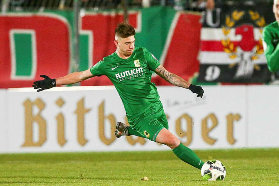 Kai Druschky (26) beendet seine aktive Karriere.