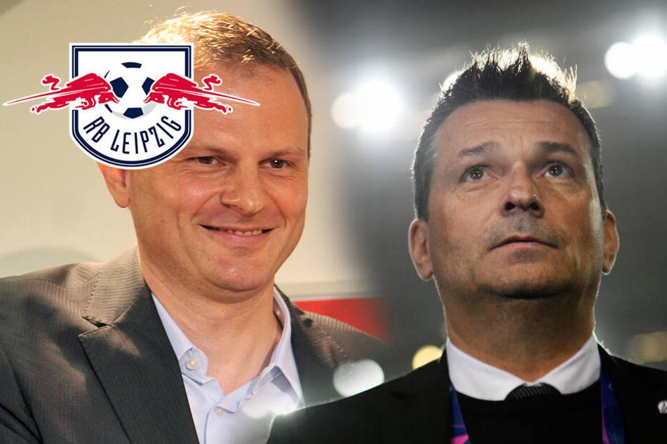 RB Leipzigs Schneider beerbt Manager Heidel auf Schalke