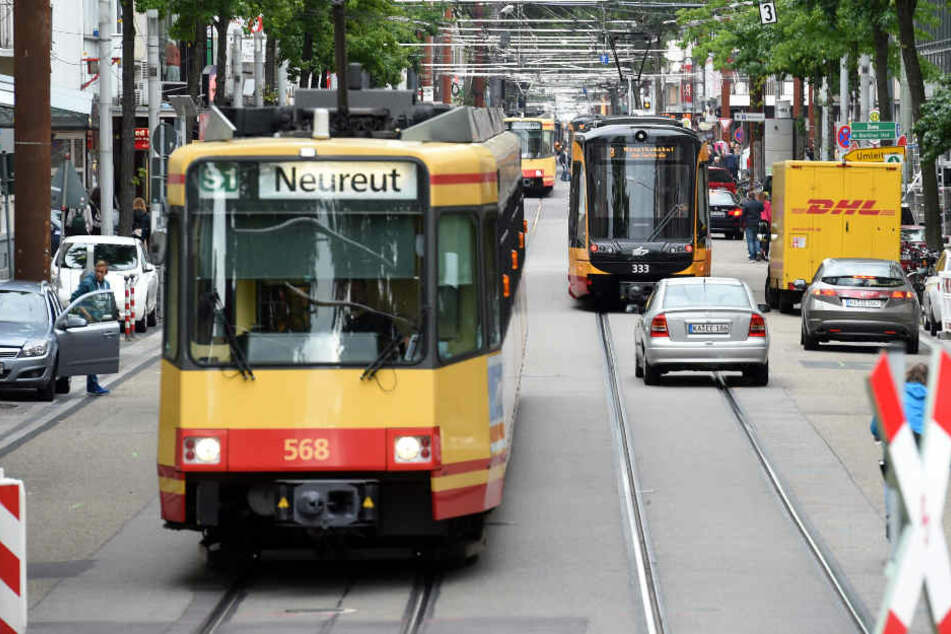 Der Unfall geschah vergangenen Donnerstag in Karlsruhe. (Archivfoto)